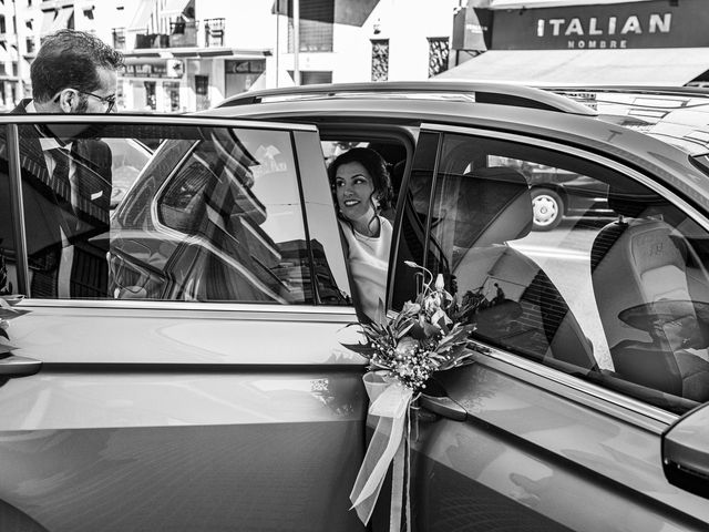 La boda de Ángel y Bárbara en Jaén, Jaén 18