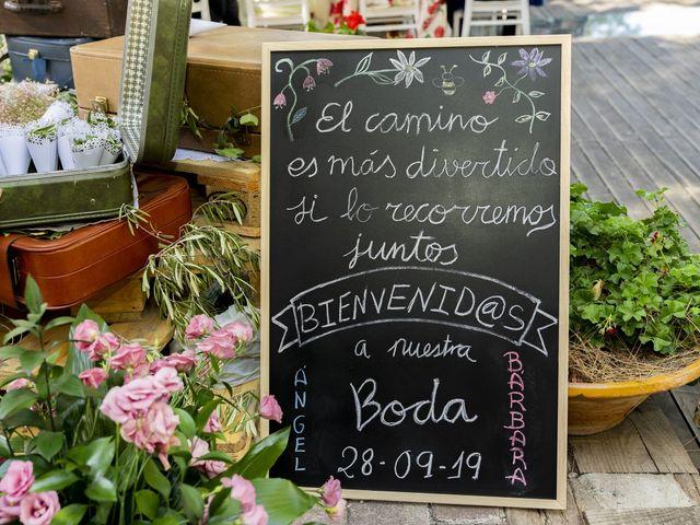 La boda de Ángel y Bárbara en Jaén, Jaén 19