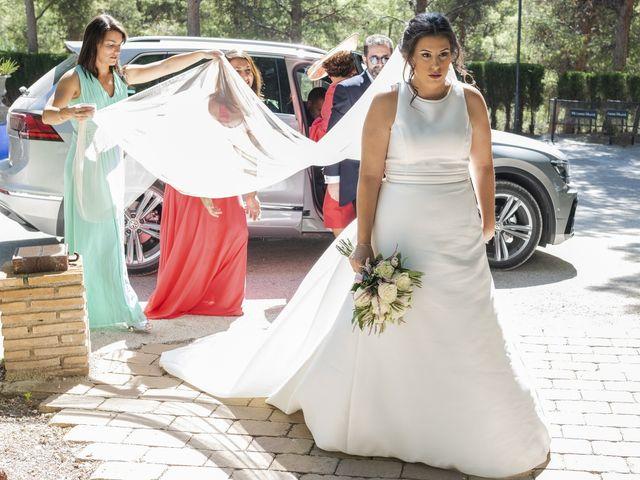La boda de Ángel y Bárbara en Jaén, Jaén 21