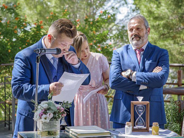 La boda de Ángel y Bárbara en Jaén, Jaén 25
