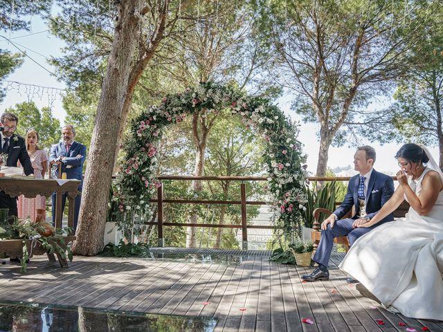La boda de Ángel y Bárbara en Jaén, Jaén 27