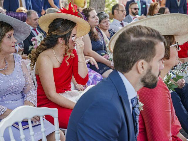 La boda de Ángel y Bárbara en Jaén, Jaén 28