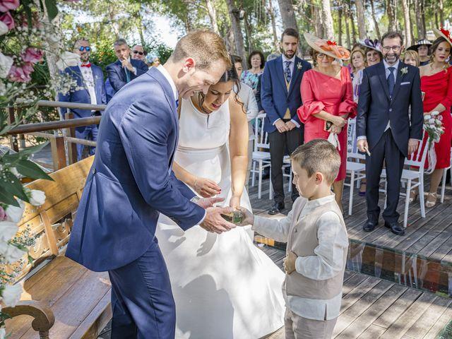 La boda de Ángel y Bárbara en Jaén, Jaén 30