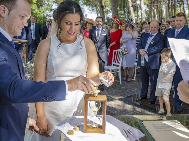La boda de Ángel y Bárbara en Jaén, Jaén 32