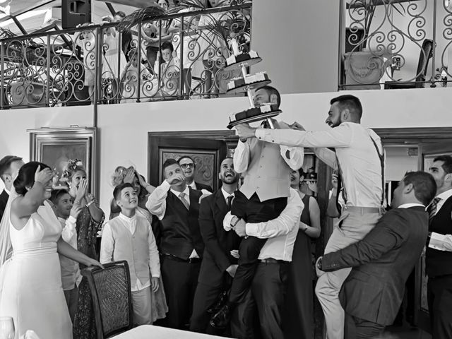 La boda de Ángel y Bárbara en Jaén, Jaén 42