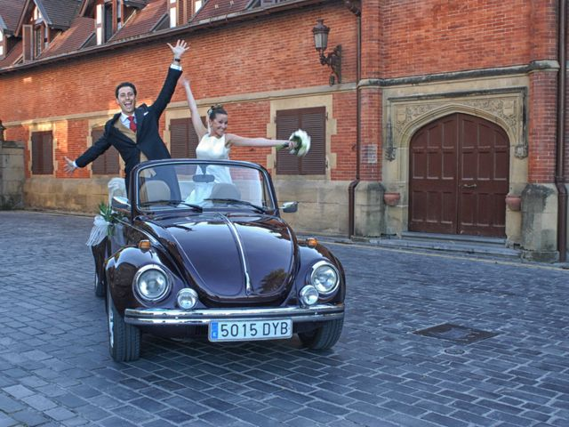 La boda de Alberto y Elena en Donostia-San Sebastián, Guipúzcoa 1