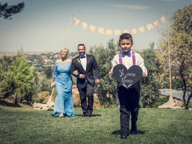 La boda de Carlos y Laura en Toledo, Toledo 5