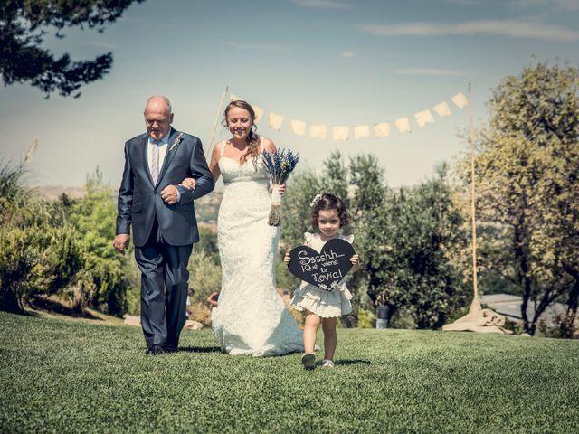 La boda de Carlos y Laura en Toledo, Toledo 7