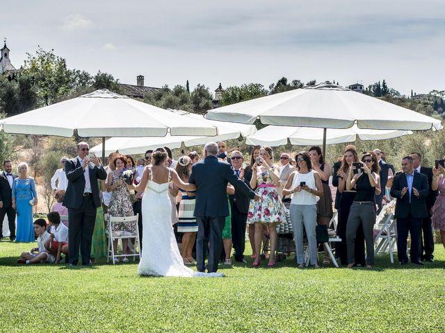 La boda de Carlos y Laura en Toledo, Toledo 8