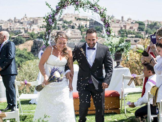 La boda de Carlos y Laura en Toledo, Toledo 24