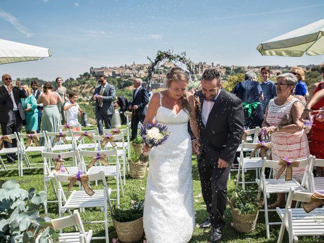 La boda de Carlos y Laura en Toledo, Toledo 25