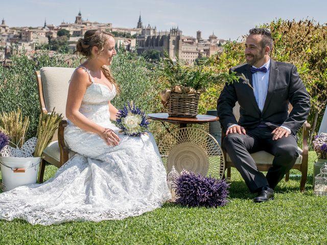 La boda de Carlos y Laura en Toledo, Toledo 26