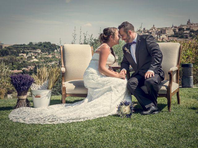 La boda de Carlos y Laura en Toledo, Toledo 28