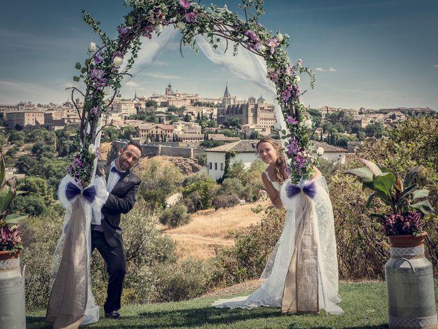 La boda de Carlos y Laura en Toledo, Toledo 29