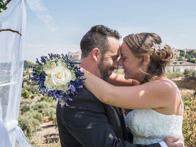 La boda de Carlos y Laura en Toledo, Toledo 30