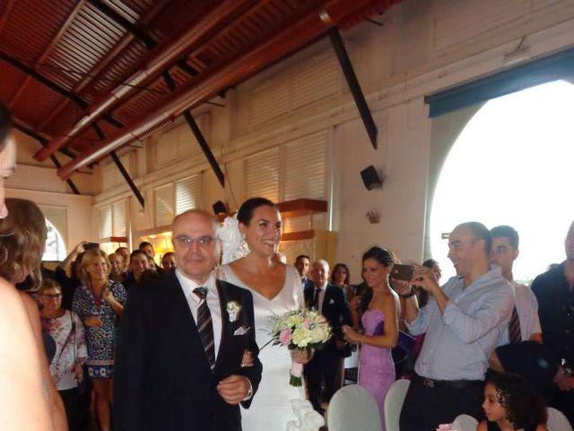 La boda de Toro  y Marié en Grao de Castellón, Valencia 3