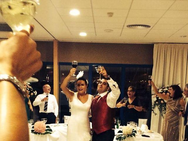 La boda de Toro  y Marié en Grao de Castellón, Valencia 4