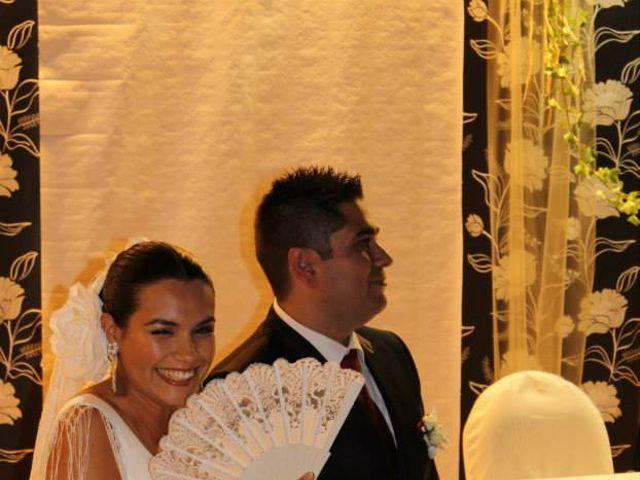 La boda de Toro  y Marié en Grao de Castellón, Valencia 11