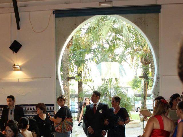 La boda de Toro  y Marié en Grao de Castellón, Valencia 1