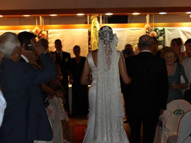 La boda de Toro  y Marié en Grao de Castellón, Valencia 2