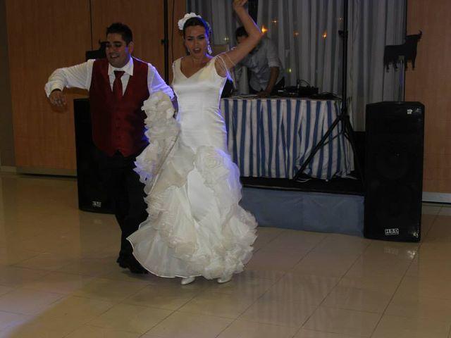 La boda de Toro  y Marié en Grao de Castellón, Valencia 22