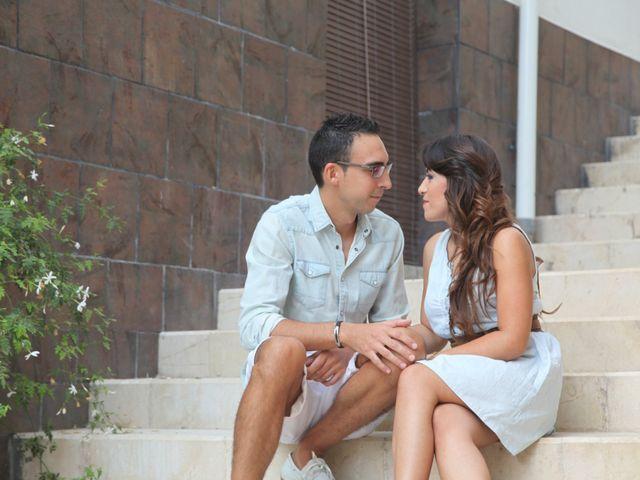 La boda de Manu y Ely en Catral, Alicante 2