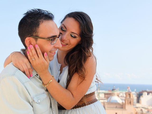 La boda de Manu y Ely en Catral, Alicante 3