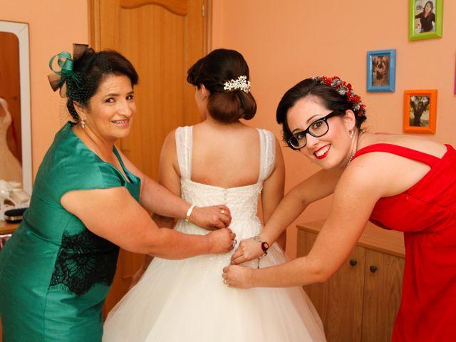 La boda de Manu y Ely en Catral, Alicante 13