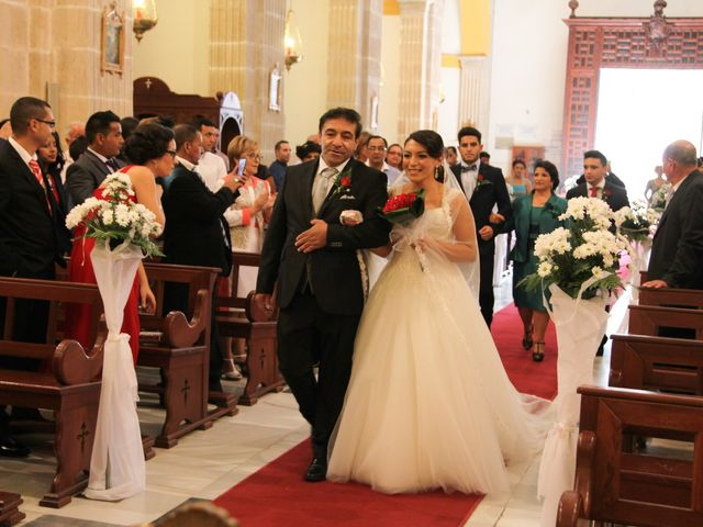 La boda de Manu y Ely en Catral, Alicante 16