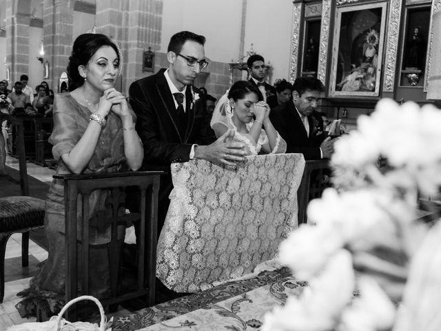 La boda de Manu y Ely en Catral, Alicante 18
