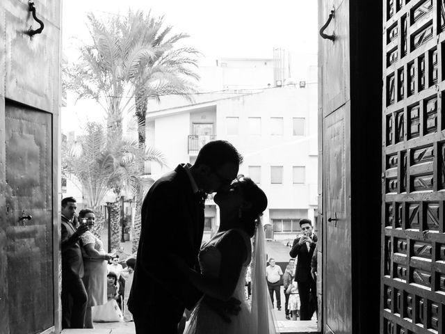 La boda de Manu y Ely en Catral, Alicante 21