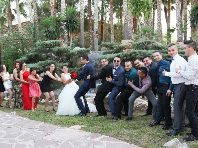 La boda de Manu y Ely en Catral, Alicante 22