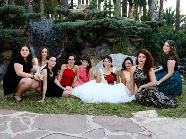 La boda de Manu y Ely en Catral, Alicante 23