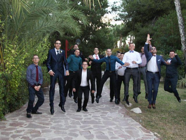 La boda de Manu y Ely en Catral, Alicante 24