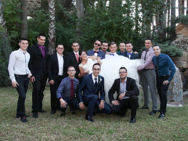 La boda de Manu y Ely en Catral, Alicante 25