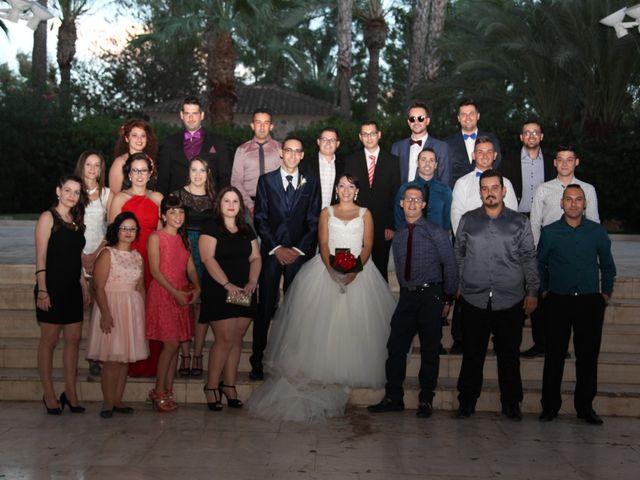 La boda de Manu y Ely en Catral, Alicante 26