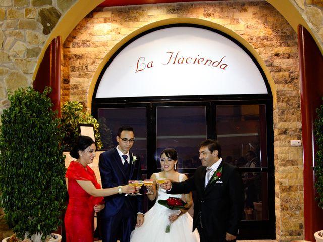 La boda de Manu y Ely en Catral, Alicante 27