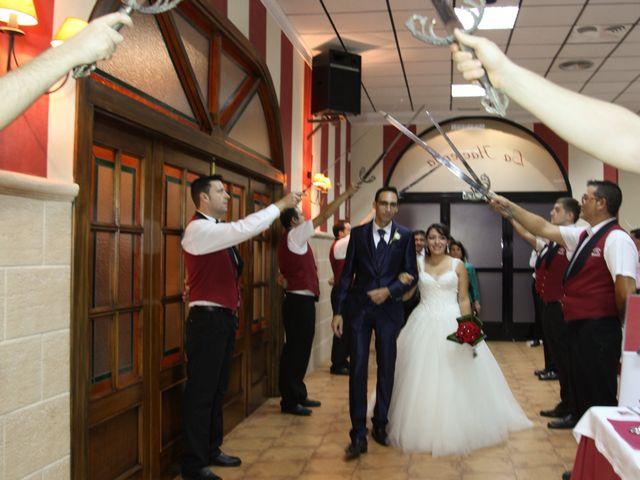 La boda de Manu y Ely en Catral, Alicante 29
