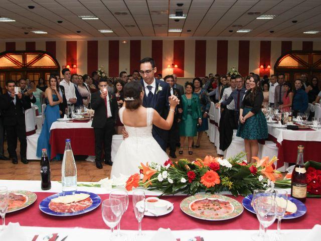 La boda de Manu y Ely en Catral, Alicante 31