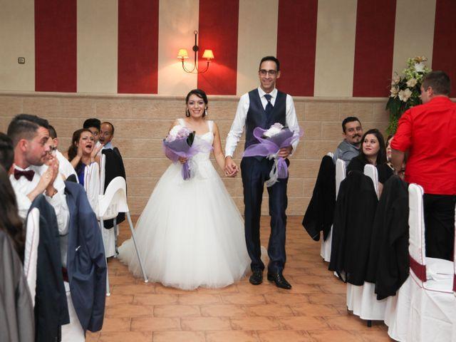 La boda de Manu y Ely en Catral, Alicante 32