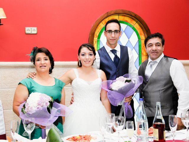La boda de Manu y Ely en Catral, Alicante 33