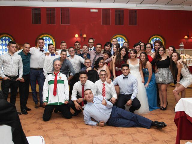 La boda de Manu y Ely en Catral, Alicante 37