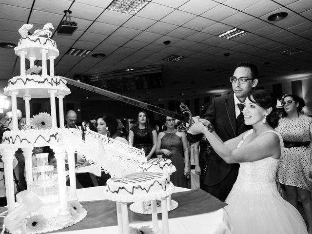 La boda de Manu y Ely en Catral, Alicante 38