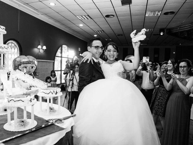 La boda de Manu y Ely en Catral, Alicante 41