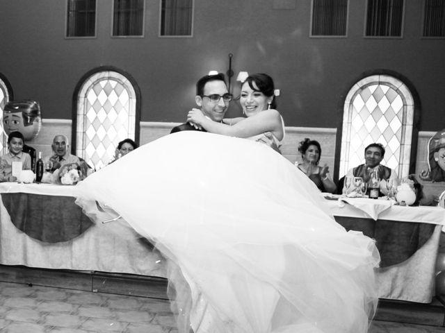 La boda de Manu y Ely en Catral, Alicante 43