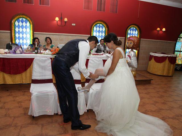 La boda de Manu y Ely en Catral, Alicante 46