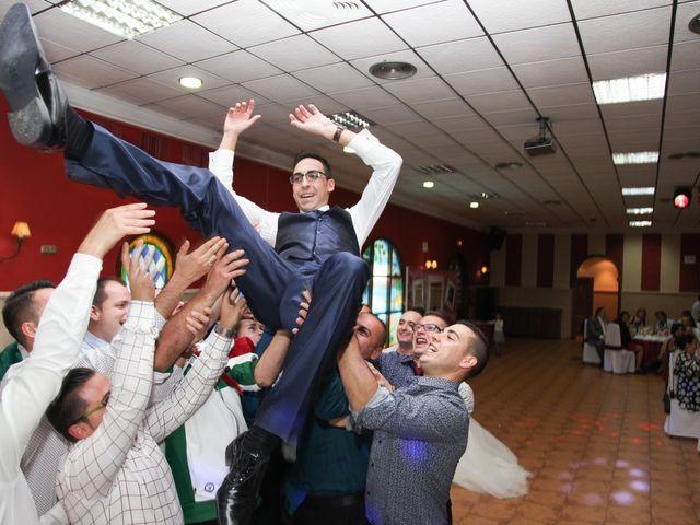 La boda de Manu y Ely en Catral, Alicante 49