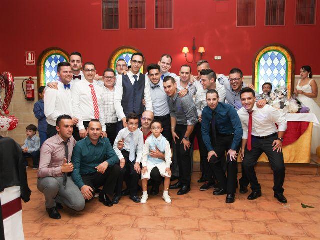 La boda de Manu y Ely en Catral, Alicante 50