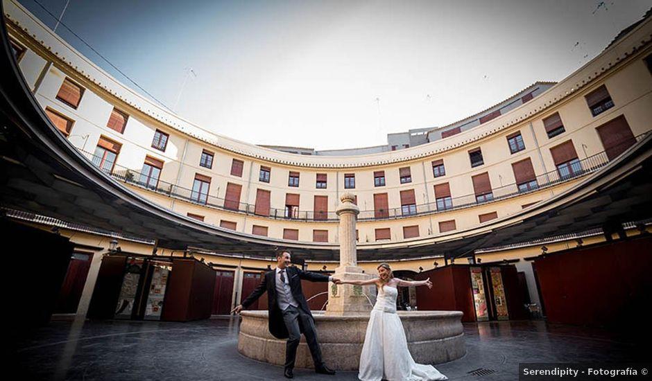 La boda de Sergio y Mónica en Alboraya, Valencia