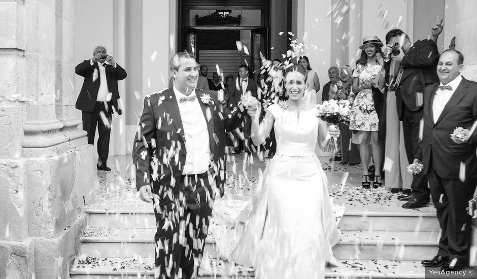 La boda de Santiago y Paloma en Sevilla, Sevilla